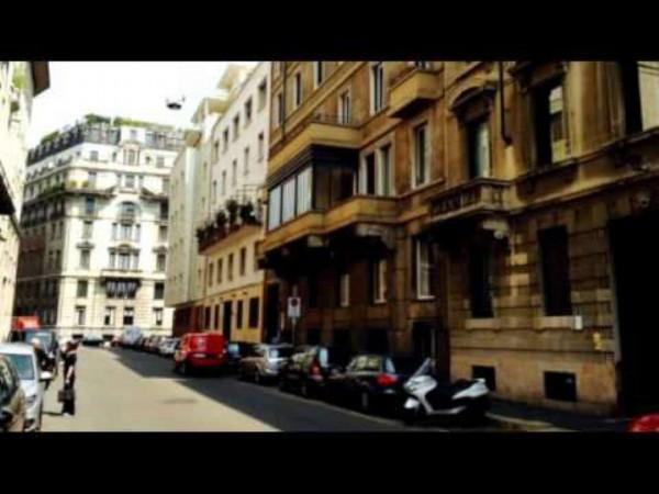 Appartamento in affitto a Milano, Palestro, Con giardino, 260 mq - Foto 14