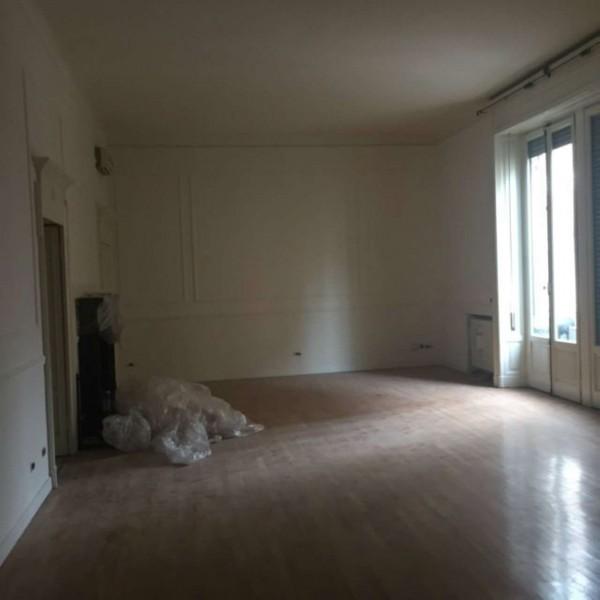 Appartamento in affitto a Milano, Palestro, Con giardino, 260 mq - Foto 18