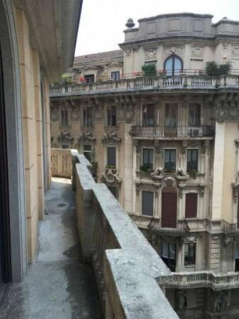 Appartamento in affitto a Milano, Palestro, Con giardino, 260 mq - Foto 8