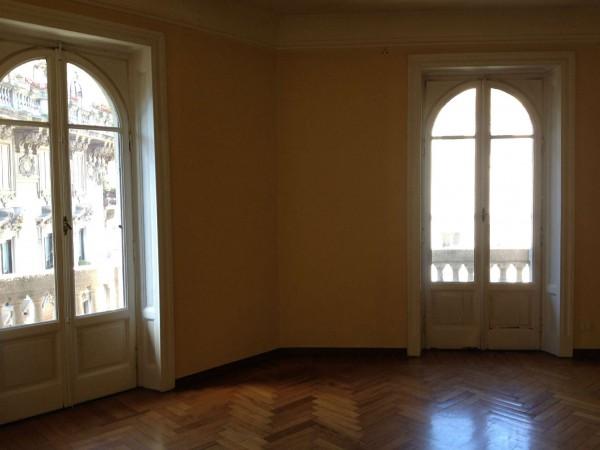 Appartamento in affitto a Milano, Palestro, Con giardino, 260 mq - Foto 6