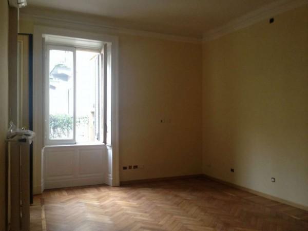Appartamento in affitto a Milano, Palestro, Con giardino, 260 mq - Foto 2