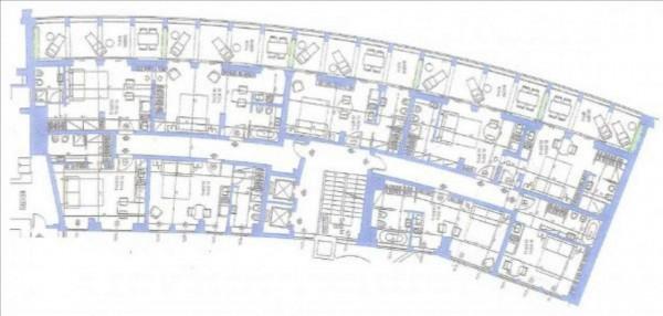 Appartamento in vendita a Milano, Duomo, 400 mq - Foto 9