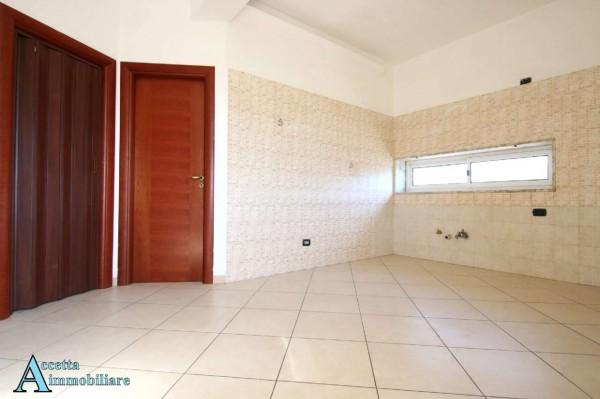 Appartamento in vendita a Taranto, Residenziale, Con giardino, 130 mq - Foto 12