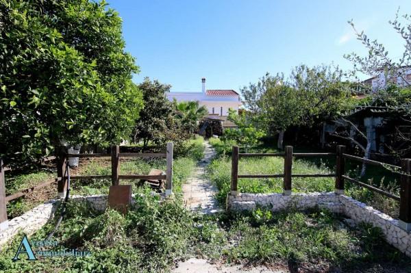 Appartamento in vendita a Taranto, Residenziale, Con giardino, 130 mq - Foto 14