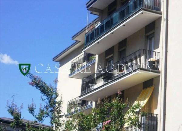 Appartamento in vendita a Varese, Arredato, 90 mq
