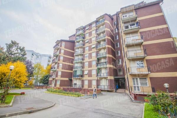 Appartamento in vendita a Milano, Affori Centro, Con giardino, 50 mq - Foto 21