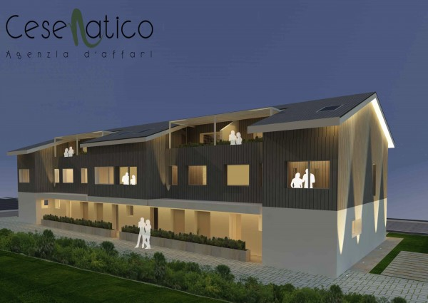 Appartamento in vendita a Gatteo, Gatteo Mare, Con giardino, 110 mq