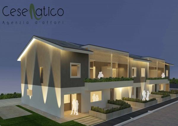 Appartamento in vendita a Gatteo, Gatteo Mare, Con giardino, 110 mq - Foto 4