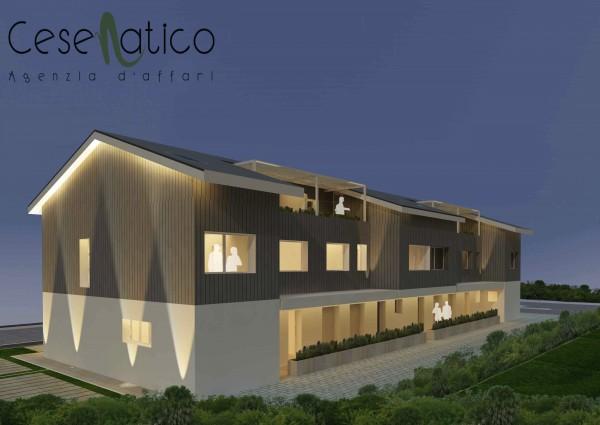 Appartamento in vendita a Gatteo, Gatteo Mare, Con giardino, 110 mq - Foto 3