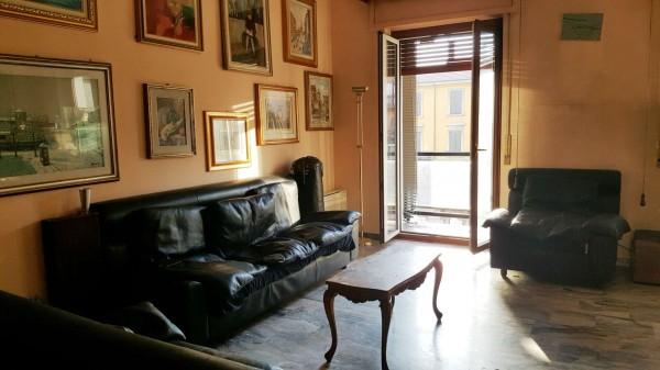 Appartamento in vendita a Milano, Con giardino, 110 mq