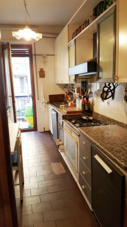 Appartamento in vendita a Milano, Con giardino, 110 mq - Foto 17