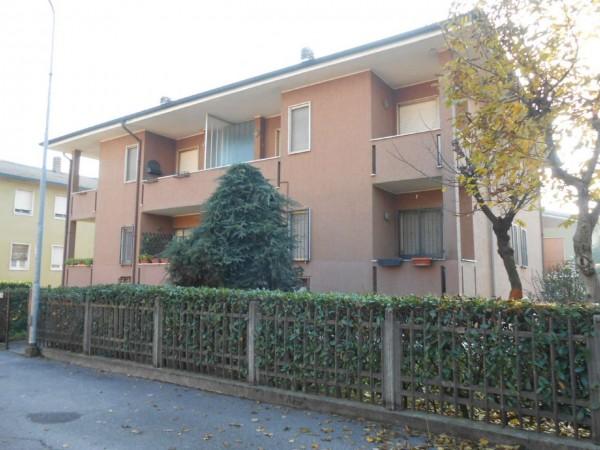 Appartamento in vendita a Monte Cremasco, Centro, Con giardino, 131 mq