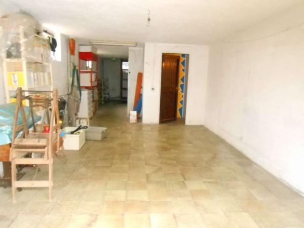 Appartamento in vendita a Monte Cremasco, Centro, Con giardino, 131 mq - Foto 12