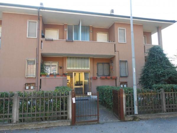 Appartamento in vendita a Monte Cremasco, Centro, Con giardino, 131 mq - Foto 2