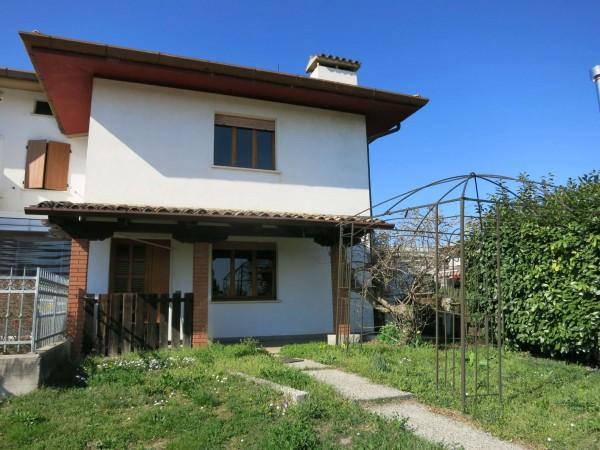 Villa in vendita a Pagnacco, Con giardino, 110 mq