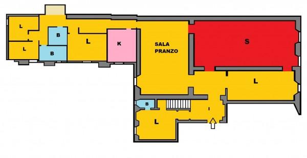 Appartamento in vendita a Roma, Rione Monti, 250 mq - Foto 4