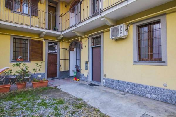 Appartamento in vendita a Milano, Affori Fn, Con giardino, 40 mq - Foto 5