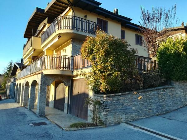 Appartamento in vendita a Roburent, Centro, Arredato, con giardino, 75 mq