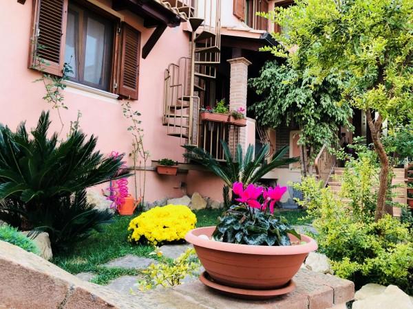 Casa indipendente in vendita a Serdiana, Centrale, Con giardino, 141 mq - Foto 61