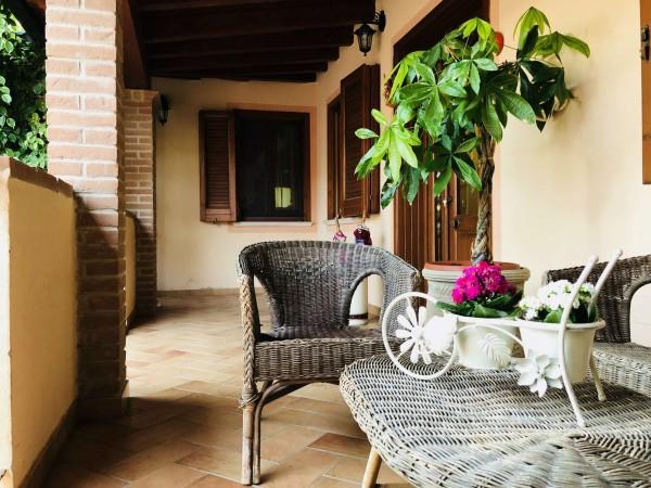 Casa indipendente in vendita a Serdiana, Centrale, Con giardino, 141 mq - Foto 46