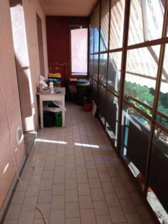 Appartamento in vendita a Milano, Zona Missaglia, Con giardino, 80 mq - Foto 7