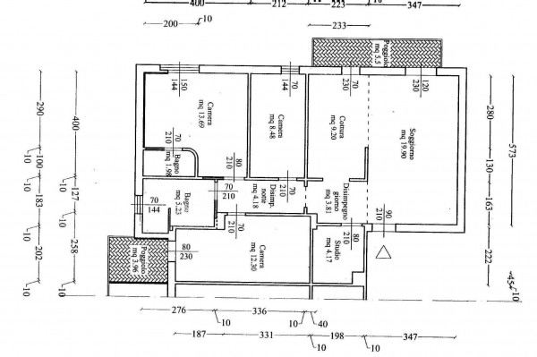 Appartamento in vendita a Chioggia, 90 mq - Foto 2