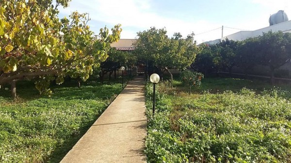 Casa indipendente in vendita a Valderice, Sant'andrea Di Bonagia, Con giardino, 110 mq - Foto 10