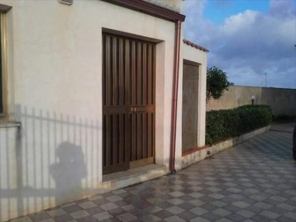 Casa indipendente in vendita a Trapani, Salina Grande, Con giardino, 135 mq - Foto 3