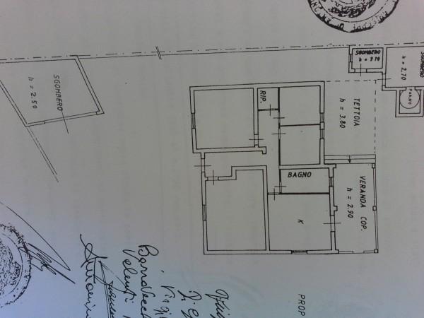 Casa indipendente in vendita a Trapani, Salina Grande, Con giardino, 135 mq - Foto 6