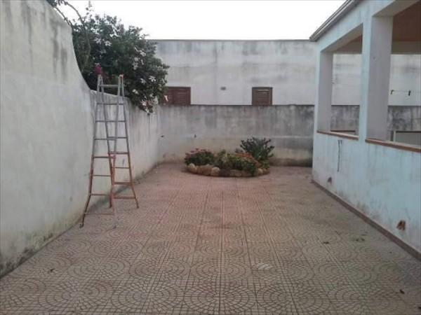 Casa indipendente in vendita a Trapani, Salina Grande, Con giardino, 135 mq - Foto 10