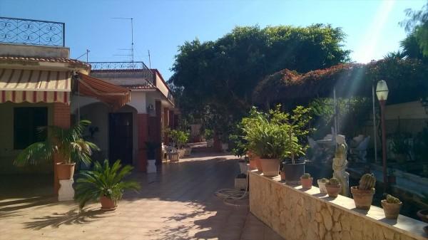 Casa indipendente in vendita a Trapani, Palma, Con giardino, 180 mq