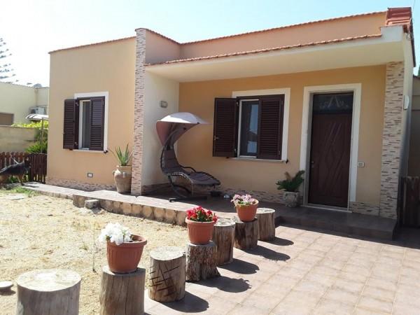 Casa indipendente in vendita a Trapani, Salinagrande, Con giardino, 85 mq