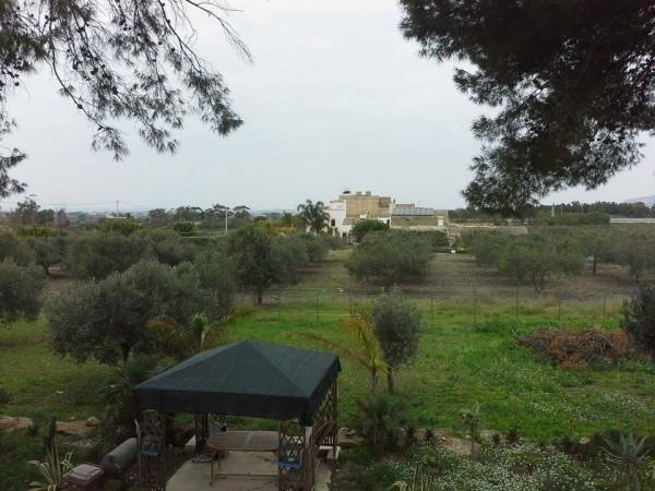 Casa indipendente in vendita a Trapani, Fontanasalsa, Con giardino, 270 mq - Foto 6
