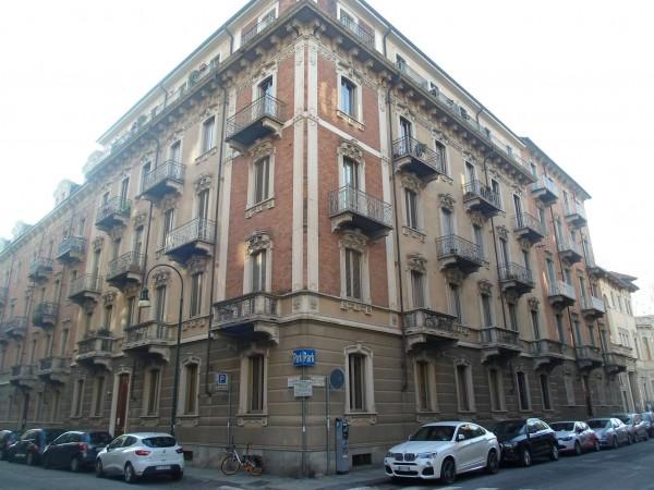 Appartamento in vendita a Torino, Crocetta, Arredato, 109 mq
