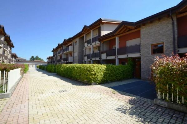 Appartamento in vendita a Cesate, Stazione, Con giardino, 80 mq - Foto 10