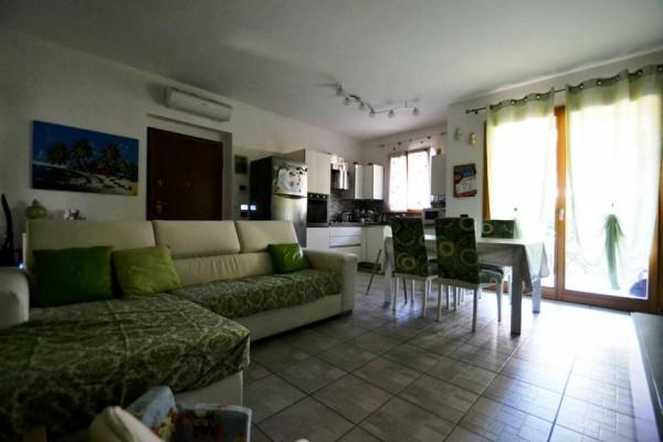 Appartamento in vendita a Cesate, Stazione, Con giardino, 80 mq - Foto 17