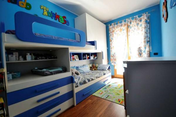 Appartamento in vendita a Cesate, Stazione, Con giardino, 80 mq - Foto 13