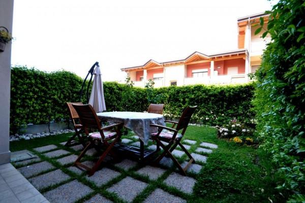 Appartamento in vendita a Cesate, Stazione, Con giardino, 80 mq - Foto 19