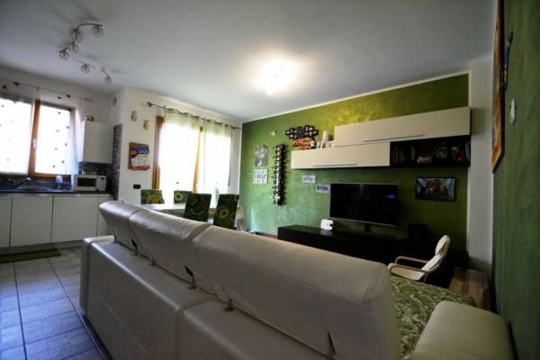 Appartamento in vendita a Cesate, Stazione, Con giardino, 80 mq - Foto 18
