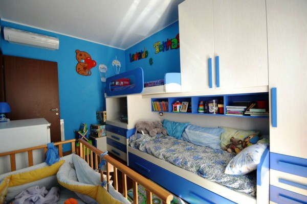 Appartamento in vendita a Cesate, Stazione, Con giardino, 80 mq - Foto 7