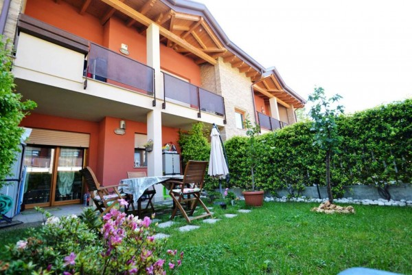 Appartamento in vendita a Cesate, Stazione, Con giardino, 80 mq - Foto 21