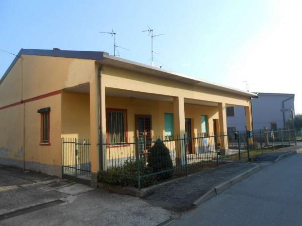 Appartamento in vendita a Boffalora d'Adda, Residenziale, Arredato, con giardino, 71 mq