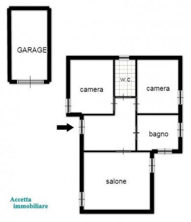 Villa in vendita a Taranto, Residenziale, Con giardino, 145 mq - Foto 8