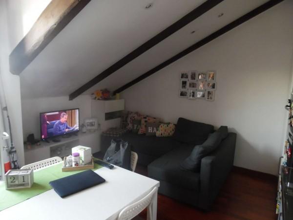 Appartamento in vendita a Torino, Arredato, 45 mq - Foto 8