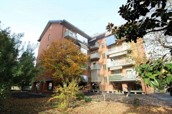 Appartamento in vendita a Alpignano, Centro, Con giardino, 110 mq