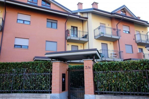 Appartamento in vendita a Pianezza, Cassagna, 75 mq