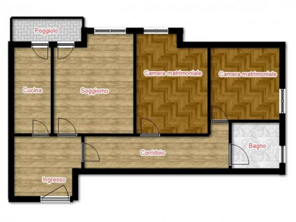 Appartamento in vendita a Chioggia, 70 mq