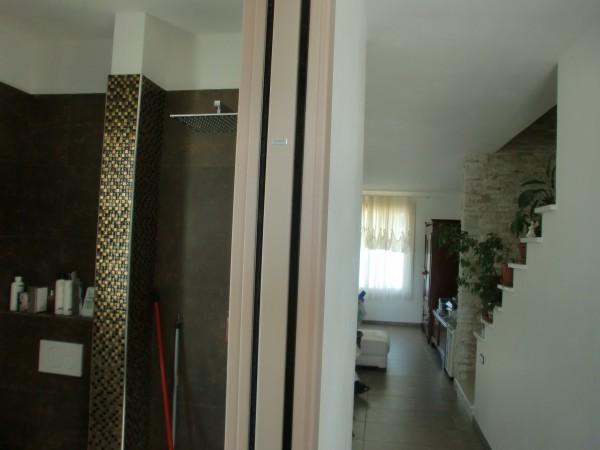 Casa indipendente in vendita a Rimini, Rimini Aeroporto, Con giardino, 460 mq - Foto 8