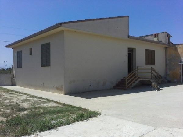 Casa indipendente in vendita a Trapani, Salina Grande, Con giardino, 160 mq