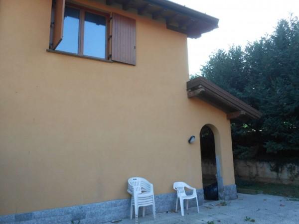 Villa in vendita a Monte Cremasco, Residenziale, Con giardino, 145 mq - Foto 5